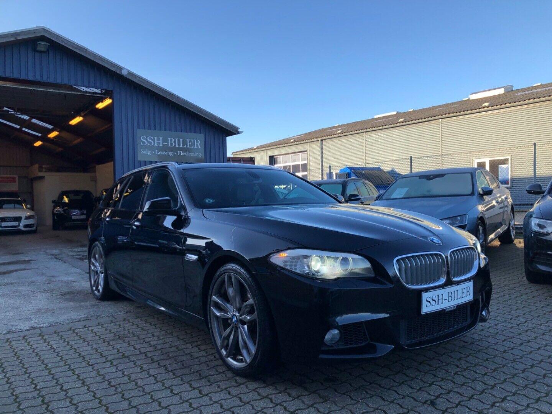 BMW 535d 3,0 Touring M-Sport aut. 5d - 344.995 kr.