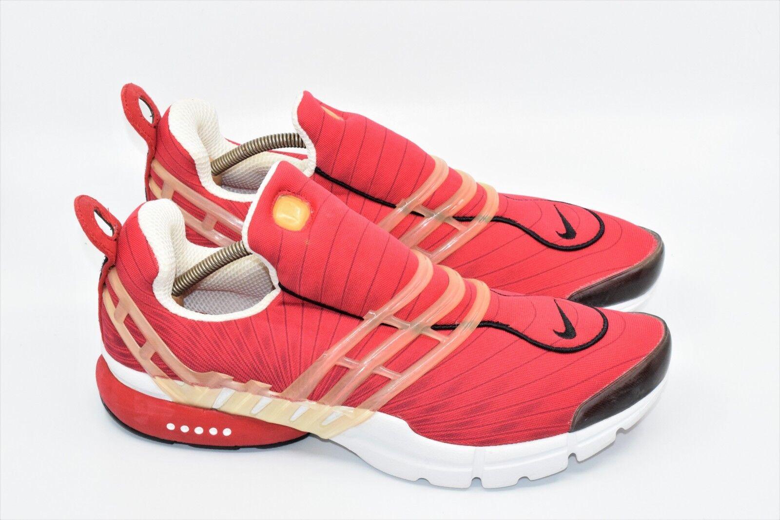 Nike Air Presto Faze Red White Size XXL 104301-601 Vintage Rare