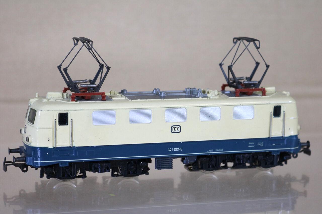 Rivarossi Test Lokomotive Märklin 3034 Ac Db Br 141 E-Lok Kompatibel mit NG