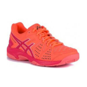 Uk13 Tailles Pro Youth Gel Gs Formateurs padel Asics 3 Uk3 Coral Ox8qp8Zz