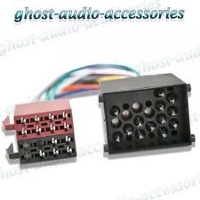 BMW Mini 2001 onwards Round PIN ISO Car Radio Harness Adaptor Wiring Adapter