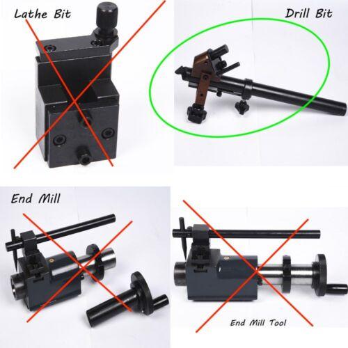 Universal Cutter Grinder Drill Sharpener Parts Drill Bit Tool Wheel Adaptor Hub