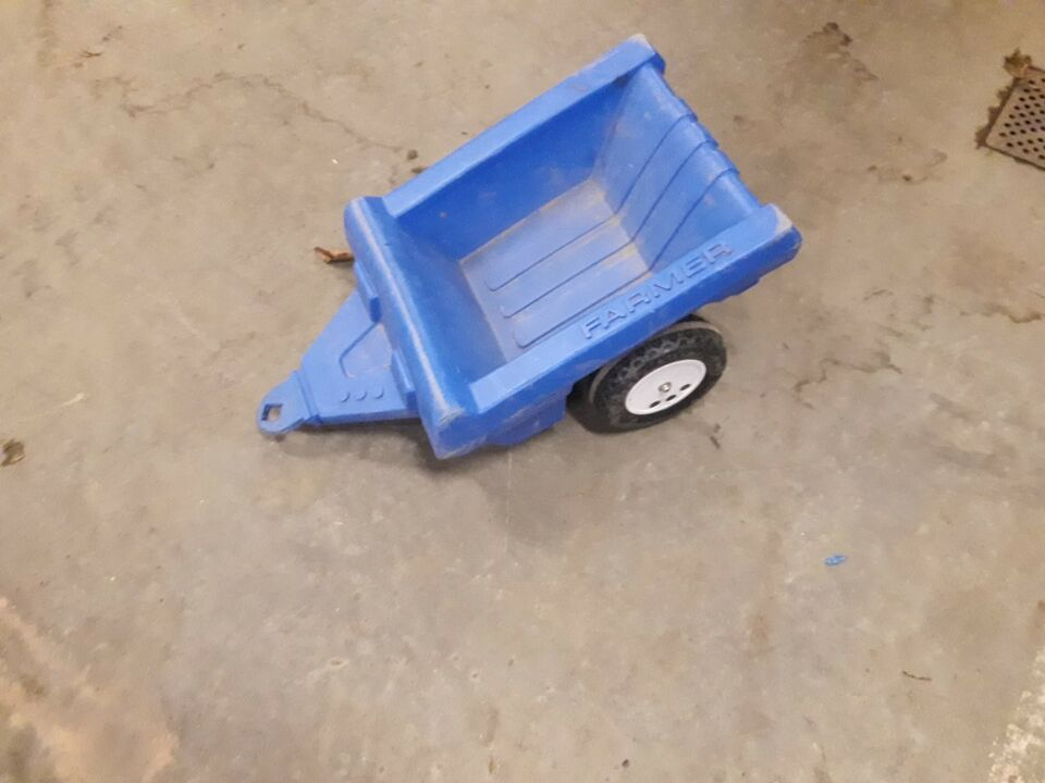 Andet legetøj, Vogn til pedaltraktor, Farmers