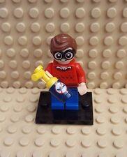 LEGO ~ 71017 ~ The Batman Movie  Dick Grayson ~ Nightwing Robin ~ Minifigure