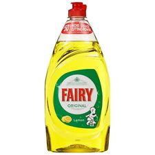 Fairy Original Washing up Liquid Lemon Mega 1015ml