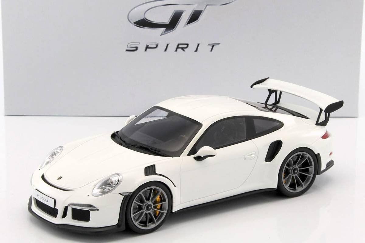 Porsche 911 991 GT3 RS 1 18 GT SPIRIT ZM106