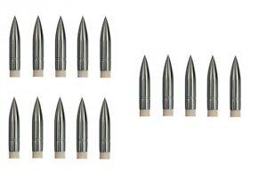 Points & Arrowheads Sporting Goods 15 Stück Pfeilspitzen Tophat Va Edelstahl Bullet Schraubspitzen Spitzen Cheapest Price From Our Site