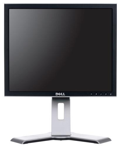 """DELL UltraSharp 19/"""" pollici TFT LCD Monitor Pc Schermo VGA 19 in schermo piatto ca. 48.26 cm"""