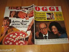 OGGI 1976/13=ANNA MOFFO=GIANNI TROVATO=STANDA=ANDREA BARBATO=GUSTAV OLIVECRONA=