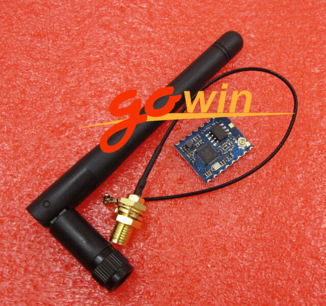 MT7681 serial WIFI module MTK mediatek New product promotion + antenna