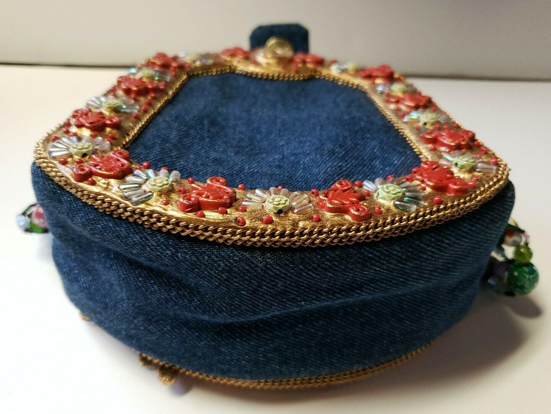 Mary Frances Butterfly Purse Handbag - image 4