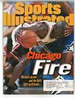 Michael Jordan Chicago Bulls Sports Illustrated Magazine June 3, 1996 US#676