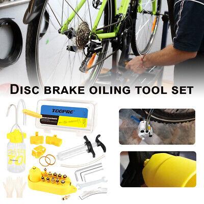 Road MTB Bicycle Hydraulic Disc Brake Oil Bleed kit Bike MTB For Shimano Magura