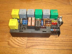 for mercedes r350 fuse box mercedes benz w251 r350 oem relay fuse box control block  mercedes benz w251 r350 oem relay fuse