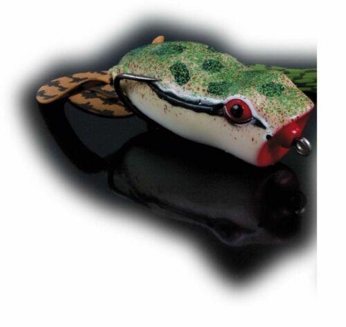 BF LF Frosch FROG IRON CLAW DOIYO Kaeru 55 Oto in 3 verschiedenen Farben  GF
