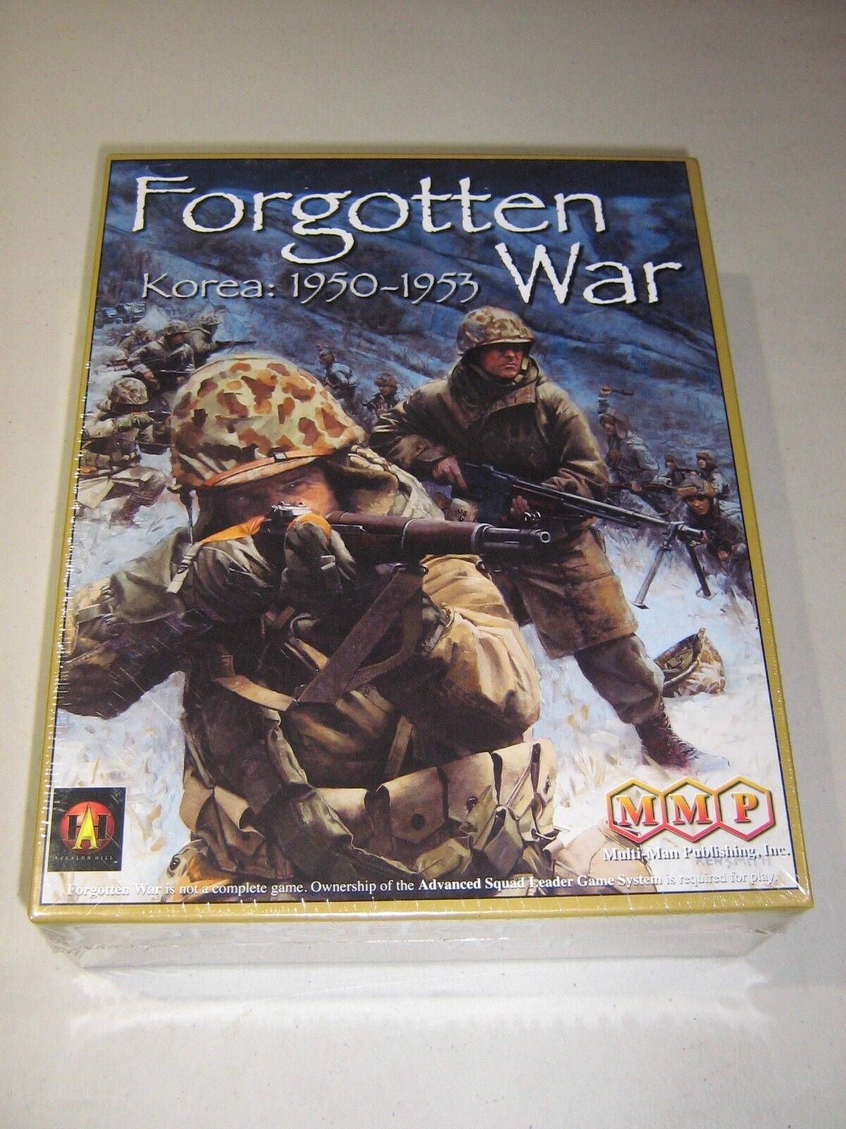 Forgotten War  Korea  195--1953 (New)