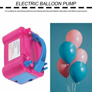Electric-Balloon-Pump-Dual-Nozzles-Inflator-Air-Blower-Balloon-Inflator-600W-TY