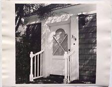 Vtg 1950s CALIFORNIA HOME Architecture / Design BLACK & WHITE Photo (10 Of 20)