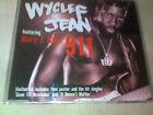 WYCLEF JEAN / MARY J BLIGE - 911 - UK CD SINGLE