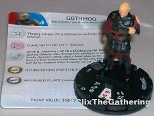 GOTHMOG #011 Lord of the Rings: The Return of the King LotR HeroClix Rare