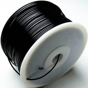 Premium ABS Filament ABS 2 KG Schwarz Black 3mm 3D Printer Reprap 3D Drucker