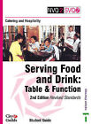 Catering and Hospitality: Serving Food and Drink - Table and Function: Student Guide: Revised Standards by David Rimmer, Tim Roberts, Nick Wilson, Caroline Ritchie, Ann Bulleid, Pam Rabone (Paperback, 1996)