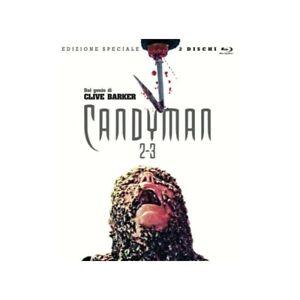CANDYMAN 2 + CANDYMAN 3 - Edizione Speciale 2 Bluray - Nuovo