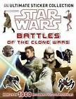 Star Wars: Battles of the Clone Wars by Kathryn Hill (Paperback / softback, 2013)