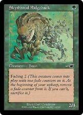 4 PLAYED Skyshroud Ridgeback Green Nemesis Mtg Magic Common 4x x4