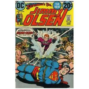 Superman-039-s-Pal-Jimmy-Olsen-1954-series-158-in-F-condition-DC-comics-82