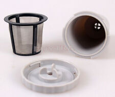 Keurig Coffee Reusable Replacement My K-cup Filter Set w/ Mesh filter B60 B70HU