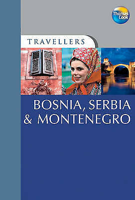 Bosnia, Serbia and Montenegro (Travellers), Clancy, Tim, Excellent Book