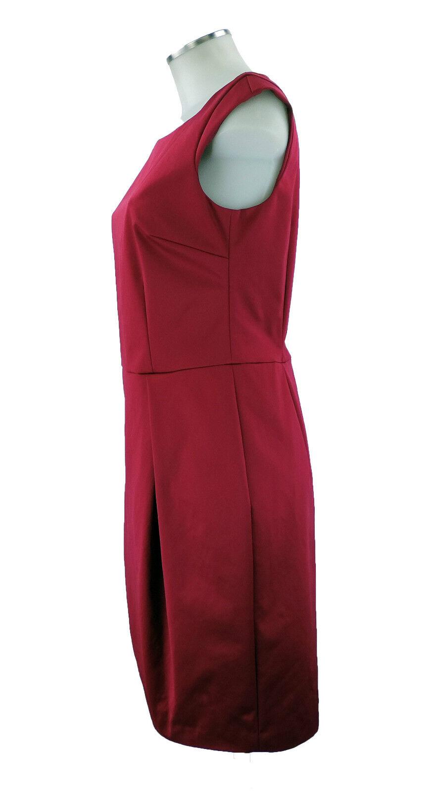 Apriori Kleid 38 fuchsia Etuikleid Etuikleid Etuikleid Polyester elegant neu dress robe 88ebfe
