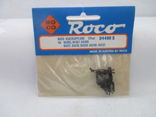 2Paa  FW1901 Roco H0 04490 S Kurzkupplung für 04365 04367 04369 04217 04218 etc