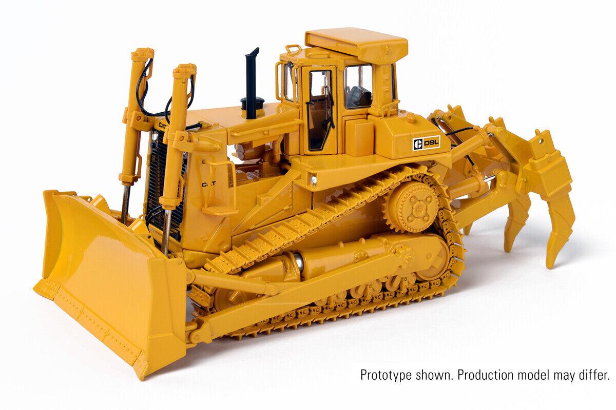 ccm D9L lama dritta con gambo Multi Squartatore Caterpillar 148 rilasciata 2019