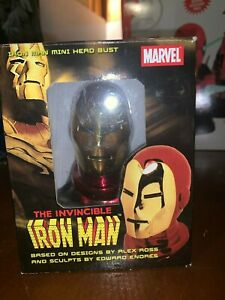 Marvel-The-Invincible-Iron-Man-Mini-Head-Bust-Limited-Edition-2006
