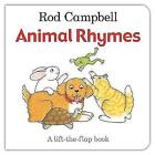 Animal Rhymes by Rod Campbell (Board book, 2016)