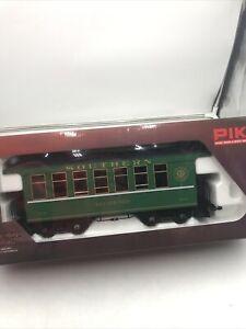PIKO-Southern-Salt-Kick-Creek-G-Scale-Train-71806-Green