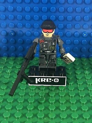Dreadnok Ripper GI Joe Kre-O Collection Wave 2  Mini-Figure Kreon Kreo #85 NIB