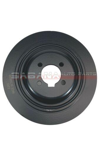 Crankshaft Pulley Harmonic Balancer for Mazda Protege 323 1990-1994 Miata 92-93