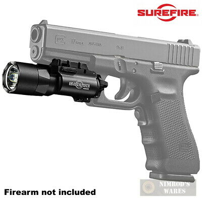 SureFire X300 Ultra DEL arme de poing ou long Gun Weaponlight Avec Rail-L X300U-A NOUVEAU
