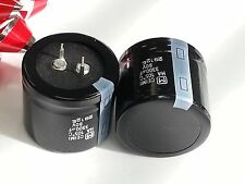 2PCS: 3300uF 80v 105°C Snap In Radial Electrolytic Capacitors 30x35mm<C085