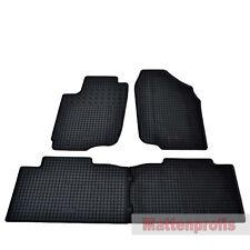 Gummimatten Gummifußmatten 4-teilig für Toyota Rav 4 IV ab Bj.12/2012 - heute