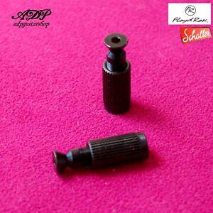 Anchor +stud Set (2) Pour Floyd Rose® Tremolo Black Schaller Sc545104.600 F090b