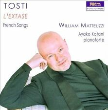 L'extase: French Songs/Kotani/Matteuzzi, New Music
