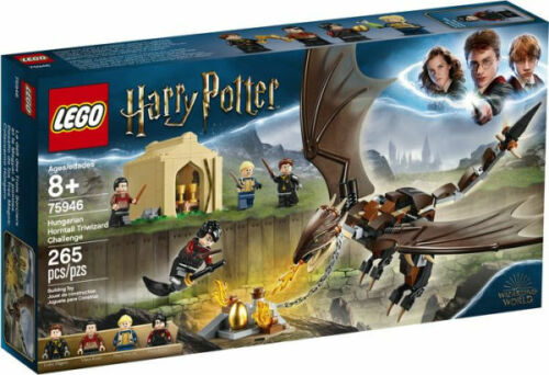 Lego Harry Potter Hungarian Horntail Triwizard Challenge 75946 New with Box