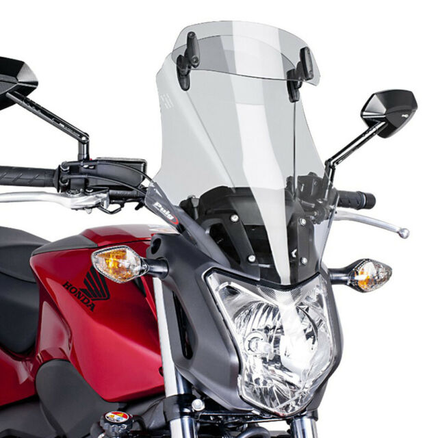 PUIG TOURING SCREEN W/ VISOR HONDA NC750S 14-18