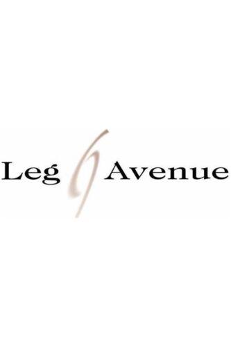 Orné De Sequins Leg Avenue Jupon multi annonce tulle dentelle rose blanc Noir
