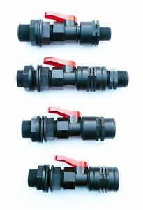 3-4-034-BSP-Tank-Adapter-with-in-line-ball-valve-to-BSP-Thread-4-Types