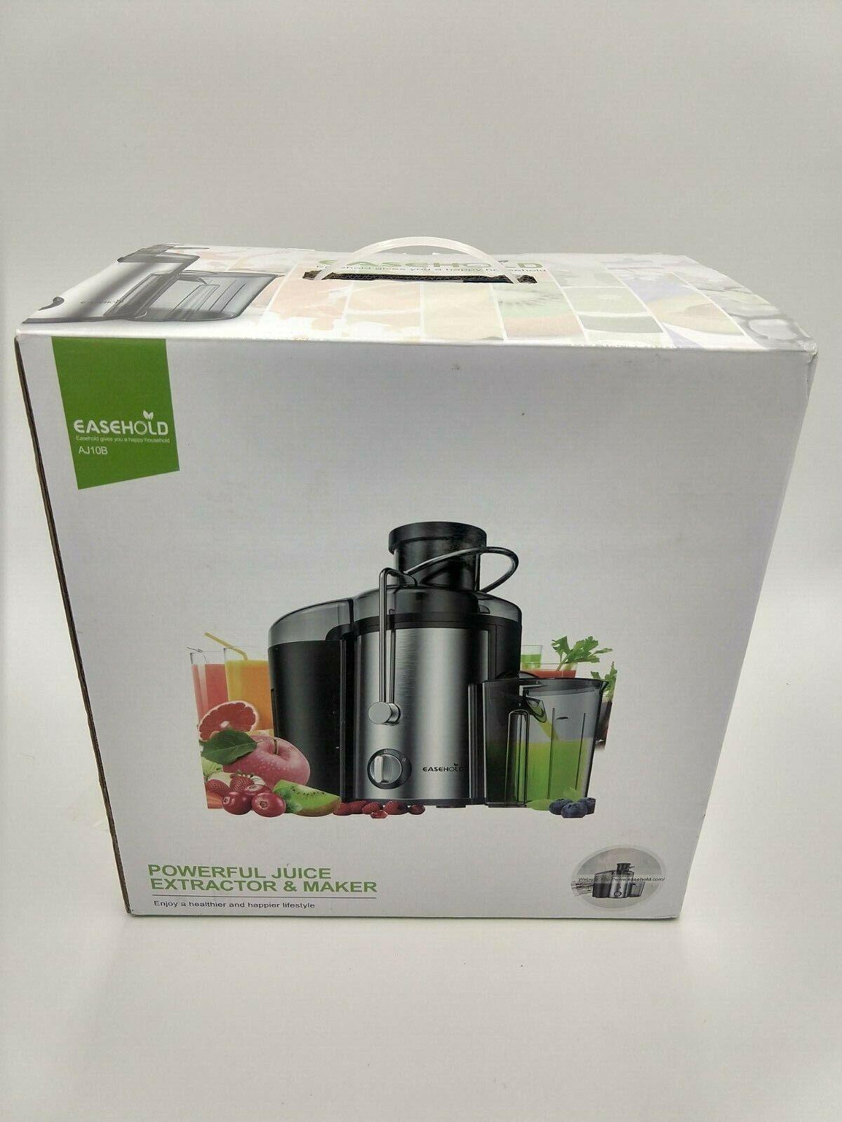 EASEHOLD AJ10B POWERFUL Juice Extractor